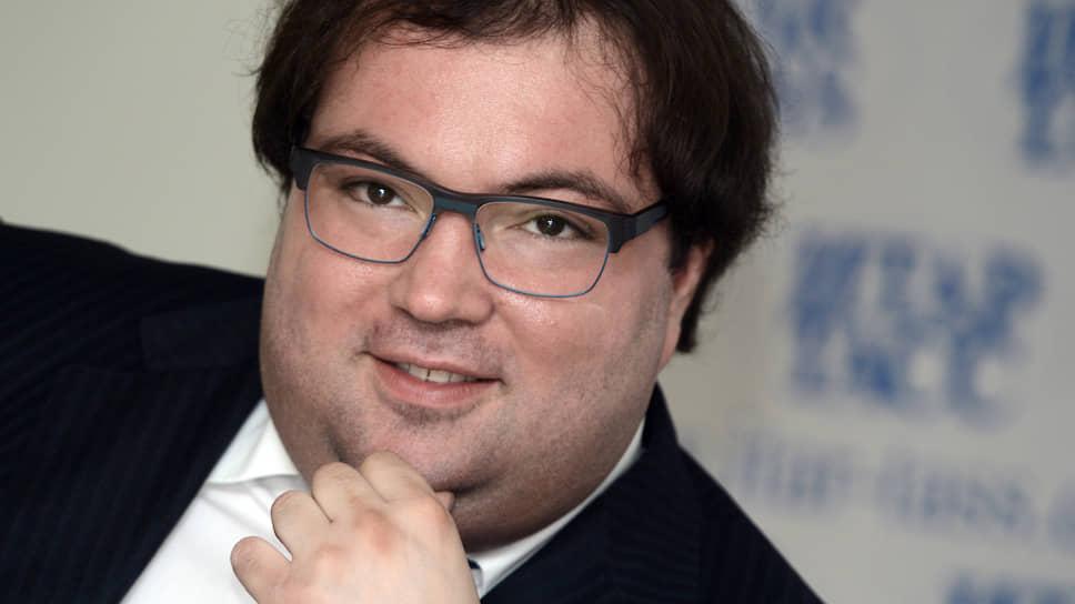 Максут Шадаев (в 2012-м советник спикера Госдумы)