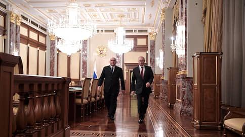 За кадры решили все  / Как Владимир Путин превратил старый кабинет министров в новый