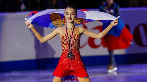 Оборотный момент  / В двух видах из четырех российские фигуристы могут занять весь пьедестал
