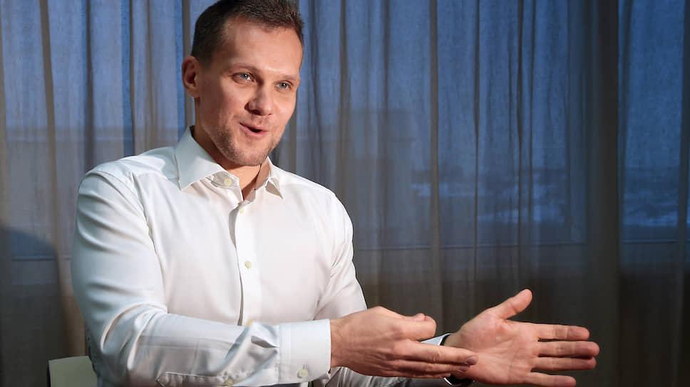 Президент девелоперской компании Sminex Алексей Тулупов