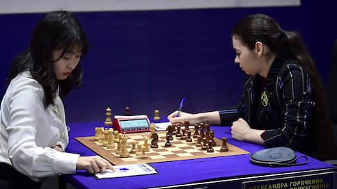 Александра Горячкина успела с победой  / Российская шахматистка добилась тай-брейка в матче за титул чемпионки мира