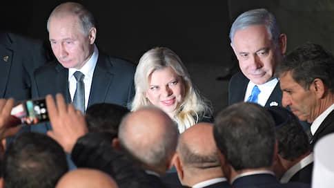 Блокада не отпускает  / Как Владимир Путин зажег «Свечу памяти» в Иерусалиме