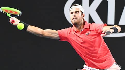 Посевная компания  / Все пять сеяных россиян вышли в 1/16 финала Australian Open