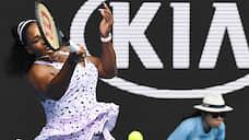 Первых нет  / Бывшие лидеры женского тенниса проиграли в один день