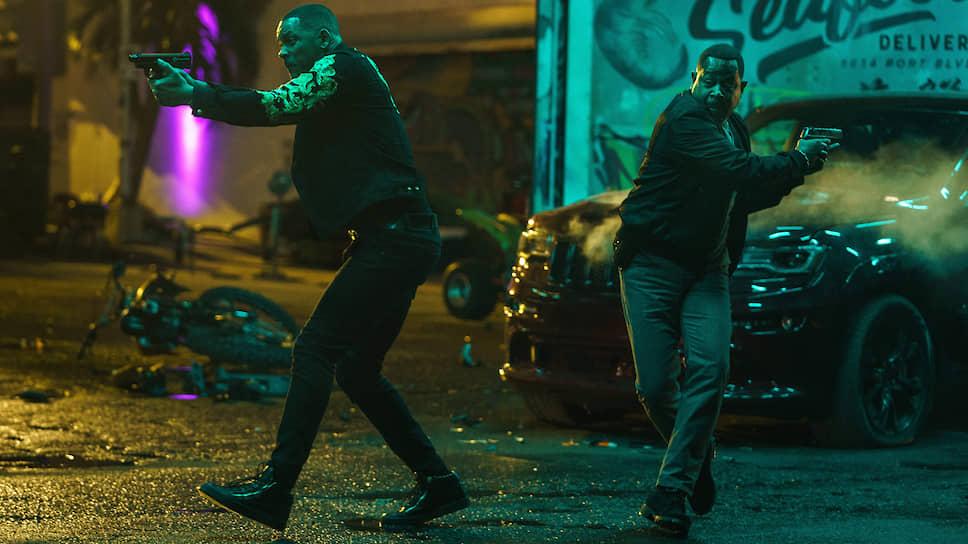 Мартина Лоренса и Уилла Смита можно похвалить разве что за то, что в новом фильме они хотя бы не молодятся