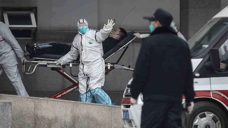 Вирус на вырост / Опасная болезнь из Китая распространяется по миру