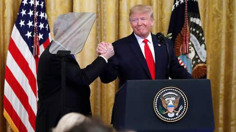 Дональда Трампа посетила гениальная Иудея / Президент США обнародовал свой план выживания Палестины на одной земле с Израилем
