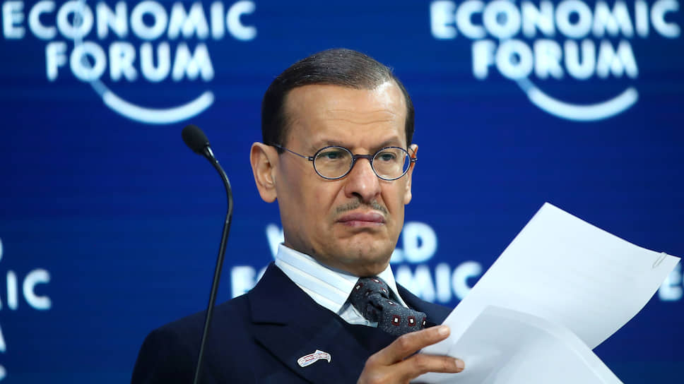 Министр энергетики Саудовской Аравии Абдель Азиз бен Сальман