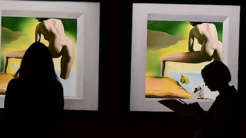 Сюрреализм, до и после  / Выставка Сальвадора Дали в Манеже