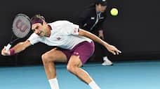 Роджер Федерер отыграл свое и чужое  / В четвертьфинале он одолел травму, соперника и семь матчболов