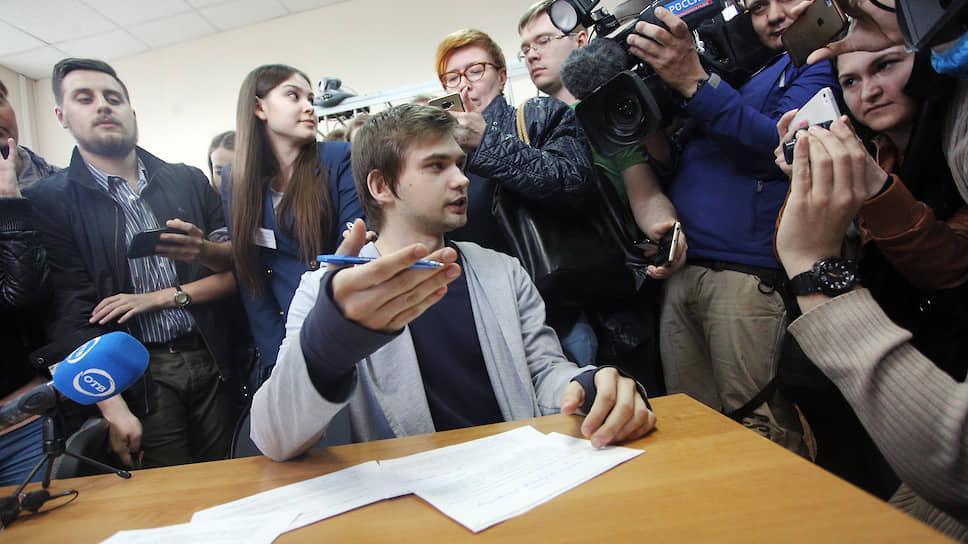 Руслан Соколовский намерен убедить ЕСПЧ, что в его действиях не было состава преступления