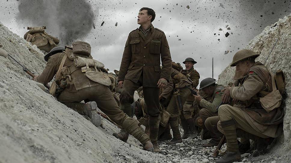 Режиссер пытается живописать ужасы Первой мировой, но сбивается на эстетско-эрудитские фокусы
