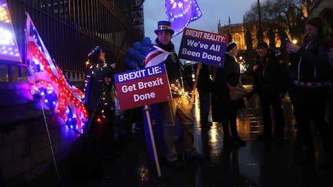 ЕС отпустил Британию на свободу  / В ночь на субботу Лондон официально покинет Евросоюз