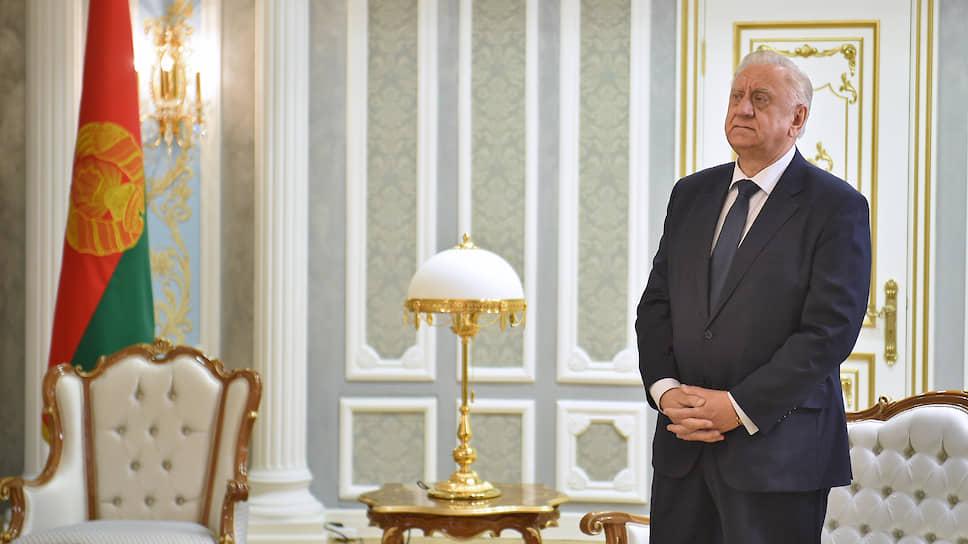 Бывший премьер-министр Белоруссии Михаил Мясникович