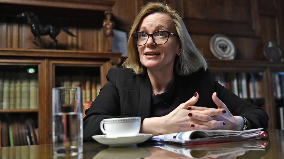 Посол Великобритании в РФ Дебора Броннерт о двусторонних отношениях, перспективах сотрудничества и «деле Скрипалей»