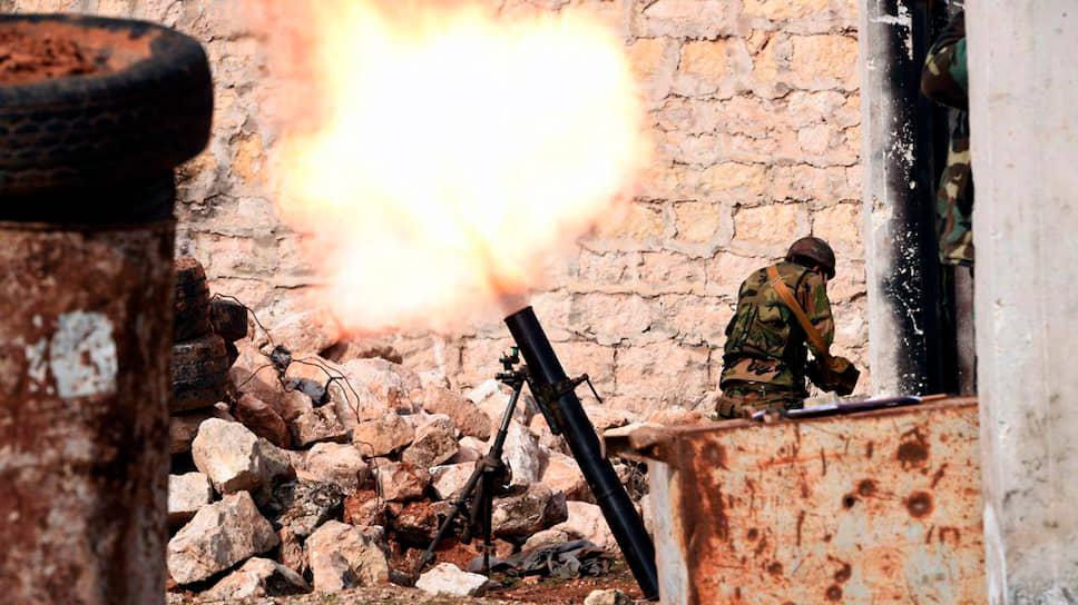 Анкара обвинила Москву, что она закрывает глаза на удары сирийской армии по позициям опекаемых ею вооруженных группировок и гражданским лицам