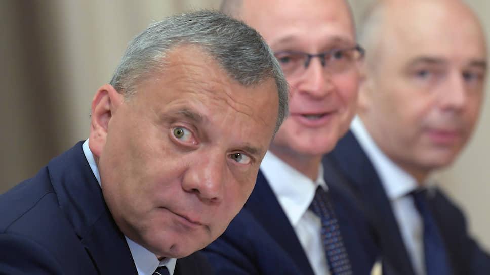 Вице-премьер Юрий Борисов настаивает на применении массированной господдержки промышленности, за которую теперь отвечает
