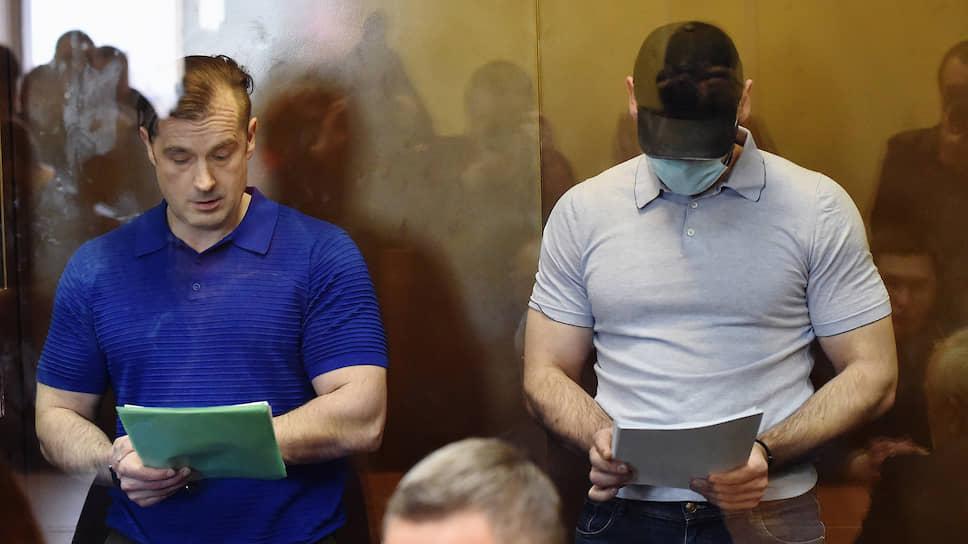Бывшие совладельцы Нота-банка Дмитрий и Вадим Ерохины