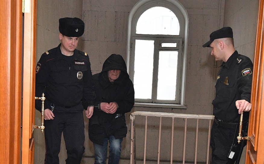Муртази Шадания считает обвинение в причастности к убийству Япончика оговором