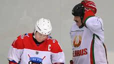 Хау матч?  / Как Владимир Путин и Александр Лукашенко, играя в хоккей, решали, сколько стоят нефть и газ