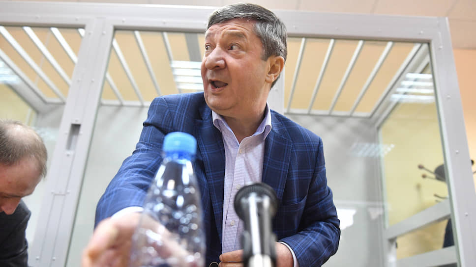 Генерал Арсланов арестован на два месяца