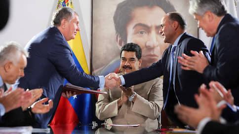 За оборону Венесуэлы  / Над Россией нависла угроза новых американских санкций