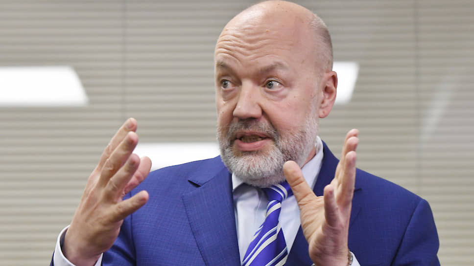 Сопредседатель рабочей группы по подготовке конституционных поправок Павел Крашенинников — о том, зачем менять Конституцию