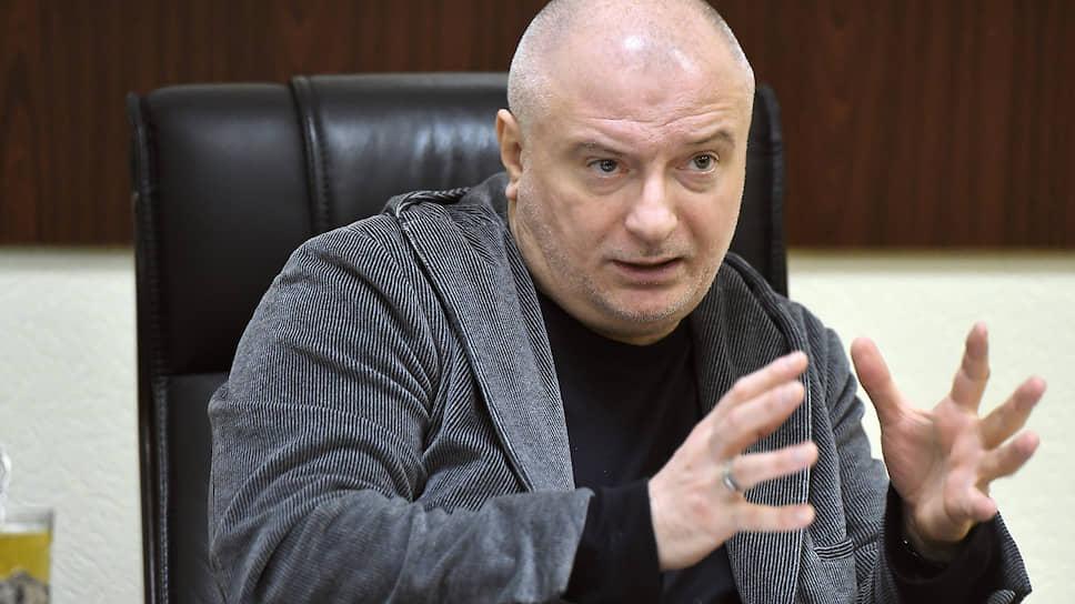 """Что Андрей Клишас рассказал """"Ъ"""" об интересе граждан к перераспределению конституционных полномочий и о том, произойдет ли оно"""