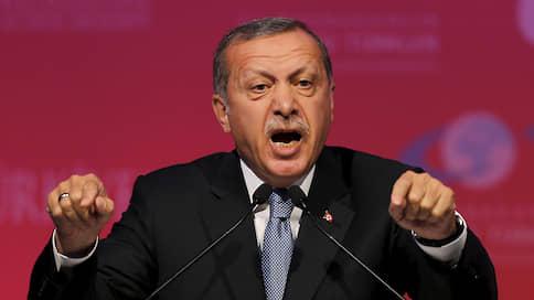 Эрдоган, Эрдоган, Эрдоганище!  / Президент Турции позволил себе поугрожать Сирии и России всей своей боевой мощью