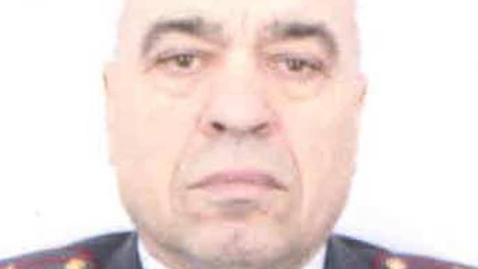 Бывший начальник автотранспортного управления ФСИН Виктор Свиридов