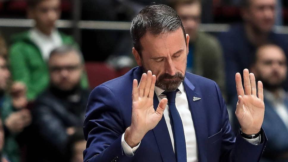 Испанская смена  / Баскетбольный «Зенит» уволил Жоана Пласу и нанимает Хави Паскуаля