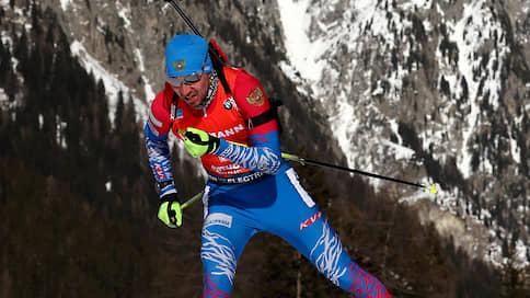 Александр Логинов оправил золото бронзой  / К победе в спринте он добавил третье место в гонке преследования