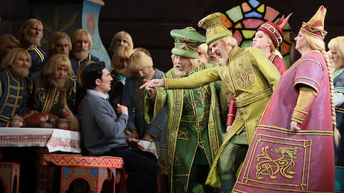 Море с двойным дном  / Дмитрий Черняков поставил «Садко» в Большом театре