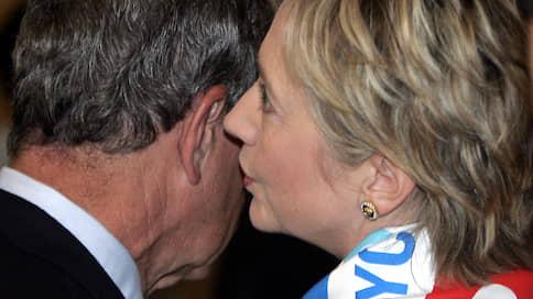 Хиллари Клинтон нашли место в Вашингтоне  / Бывшего госсекретаря прочат в вице-президенты