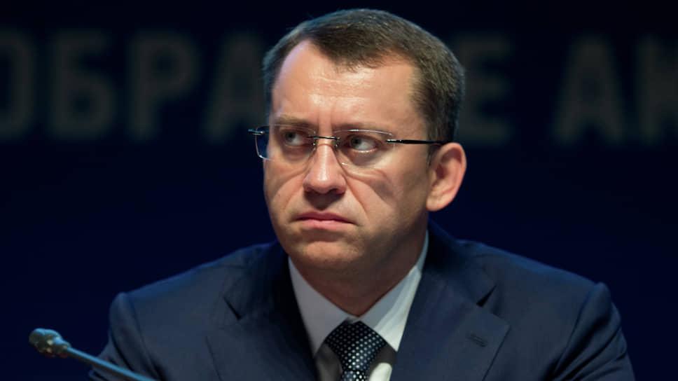 Первый замглавы «Газпром экспорта» Михаил Середа