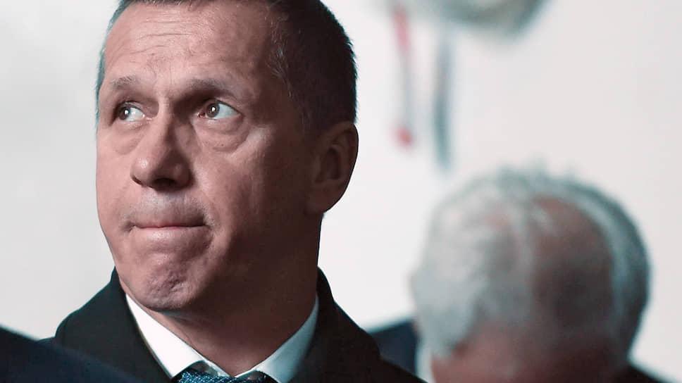 Вице-премьеру Юрию Трутневу не удалось убедить профильных членов правительства в необходимости создания новой госкорпорации по шельфу