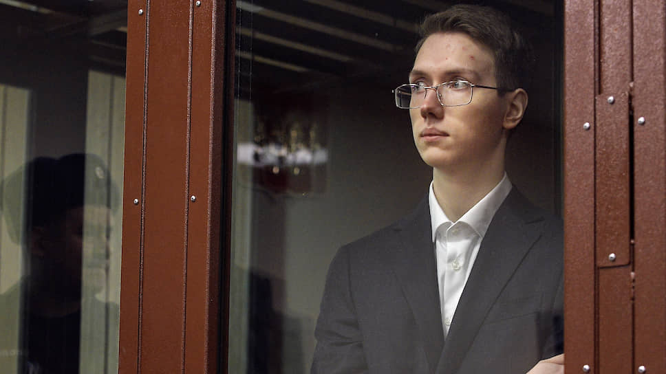 «Щуплому физику» Андрею Баршаю грозит до пяти лет колонии