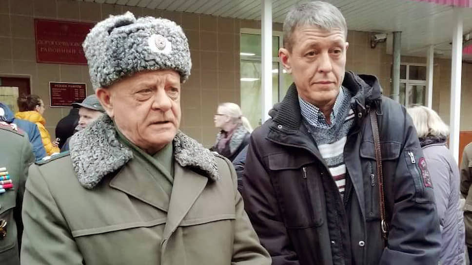 Отставной полковник ГРУ Владимир Квачков