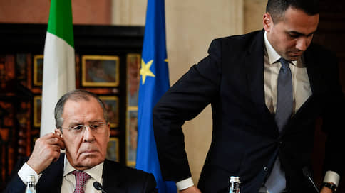 Принуждение к Риму  / Россия и Италия после «крымских каникул» вернулись к формату 2+2