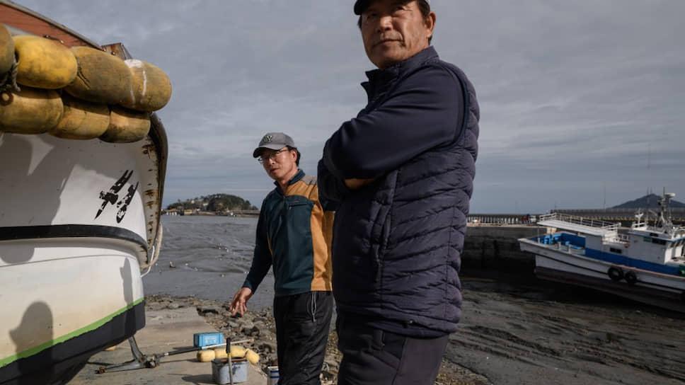 У Южной Кореи не ловится траулер / Страну могут лишить квот из-за отказа утилизировать старое судно
