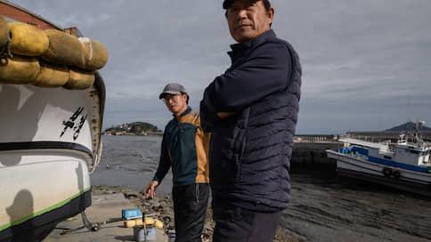 У Южной Кореи не ловится траулер // Страну могут лишить квот из-за отказа утилизировать старое судно
