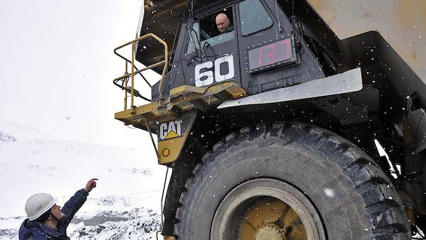 Арктика на твердом проценте  / РСПП предлагает предоставить льготы горнодобывающим компаниям