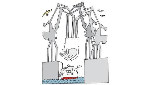 Портовые сборы подпирают инфраструктуру // Их максимальный уровень может вырасти в десятки раз