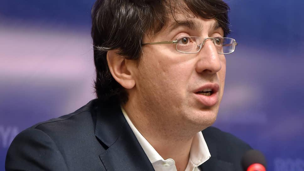 Максима Вайнберга арестовали в заочном режиме