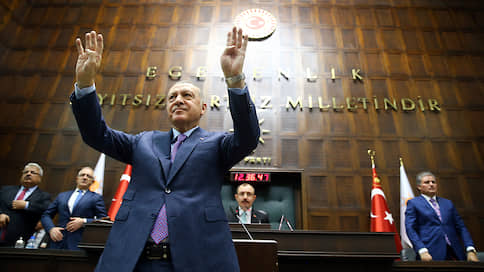 Идлиб готовят к операции  / Реджеп Тайип Эрдоган вновь анонсировал внезапное наступление турецких военных в Сирии