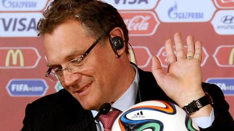 Жером Вальке брал деньги и не платил за жилье  / Экс-генсеку FIFA предъявлены уголовные обвинения