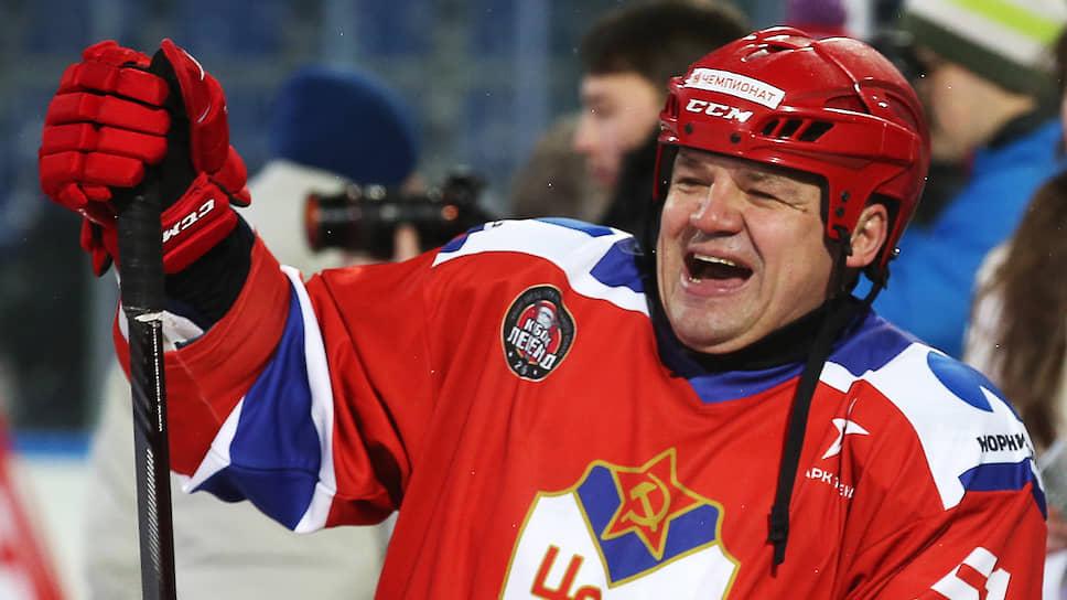 Руководитель профсоюза КХЛ Андрей Коваленко