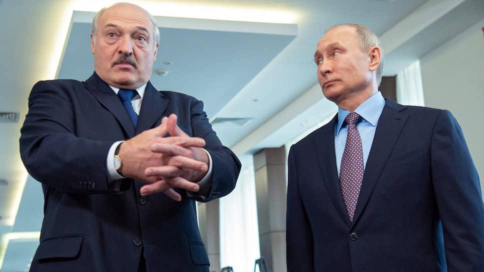 Запрос на поставки нефти со стороны Белоруссии получил сочувственную поддержку со стороны России