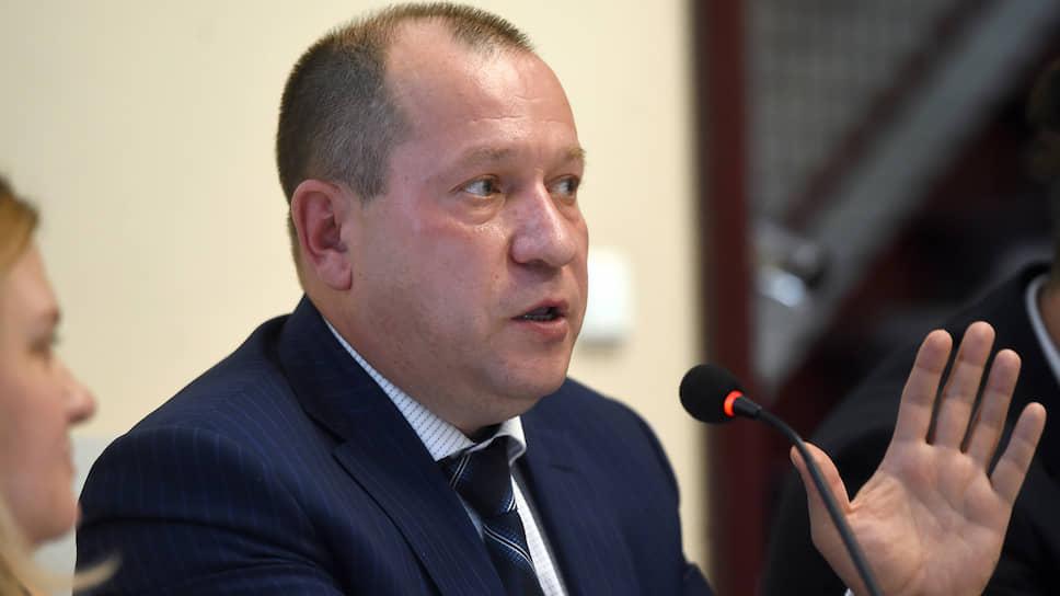 Член СПЧ Игорь Каляпин