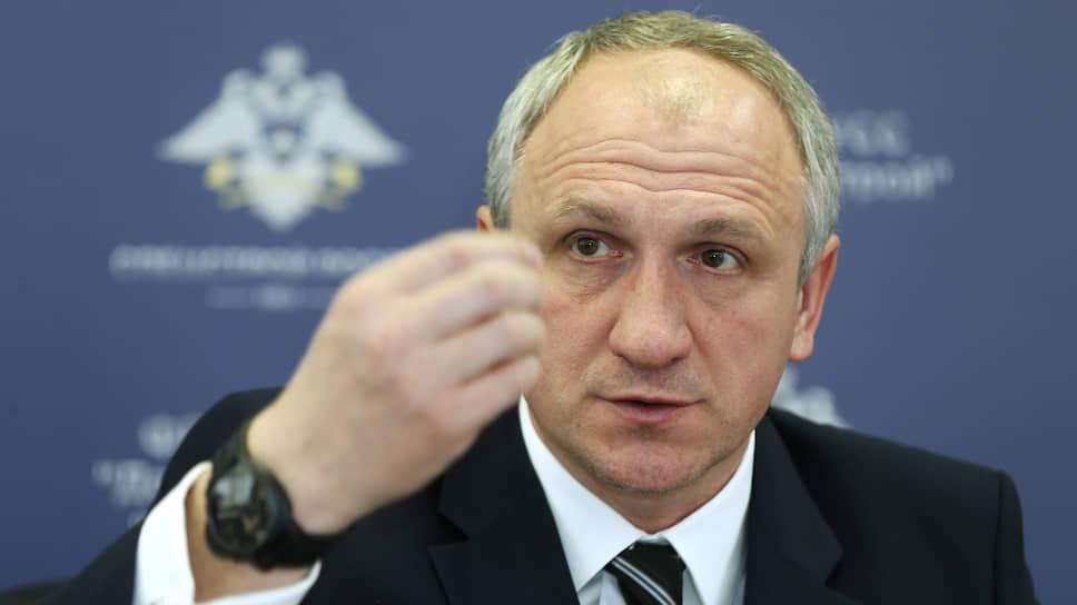 Юрий Волкодав